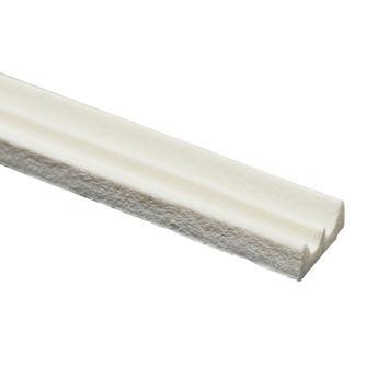 Handson tochtband E-profiel EPDM rubber wit 3 meter 2 stuks