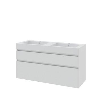 bruynzeel monta badkamermeubel 120 cm hoogglans wit kopen