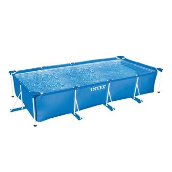 Intex zwembad 300x200x75 cm. Excl. 12 volt filterpomp