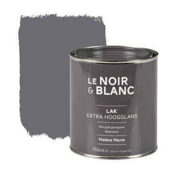 Le Noir & Blanc lak extra hoogglans madera mauve 750 ml