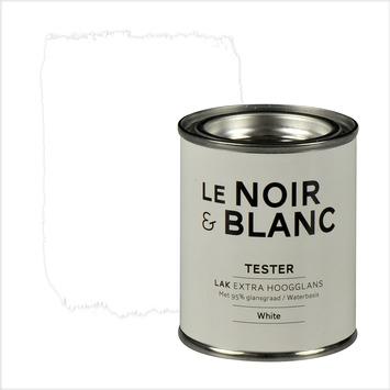 Le Noir & Blanc lak extra hoogglans white 100 ml