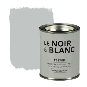 Le Noir & Blanc lak extra hoogglans south grey 100 ml