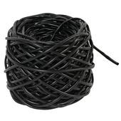 Bindbuis zwart 3 mm 50 m