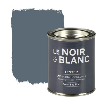 Le Noir & Blanc lak extra hoogglans south bay blue 100 ml