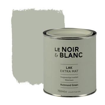 Le Noir & Blanc lak extra mat richmond green 750 ml