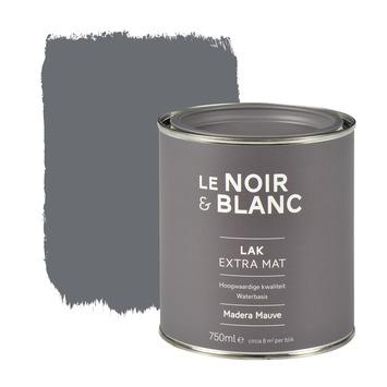 Le Noir & Blanc lak extra mat madera mauve 750 ml