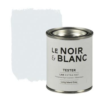 Le Noir & Blanc lak extra mat island grey 100 ml