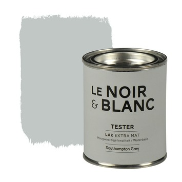 Le Noir & Blanc lak extra mat south grey 100 ml