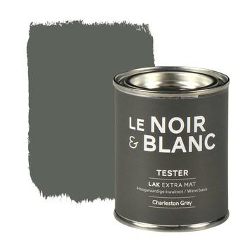 Le Noir & Blanc lak extra mat charleston grey 100 ml