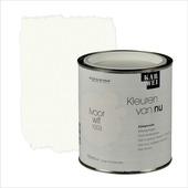 KARWEI Kleuren van Nu lak zijdeglans ivoorwit 750 ml