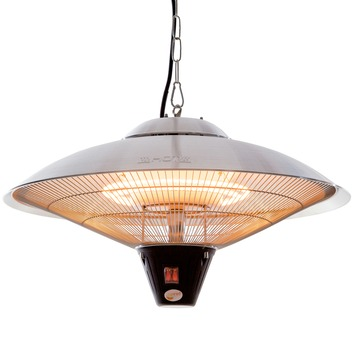 Electrische hangende heater Sirius 2100W Halogen