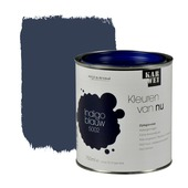 KARWEI Kleuren van Nu lak zijdeglans indigoblauw 750 ml