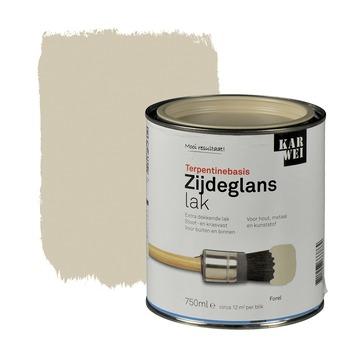 KARWEI lak zijdeglans forel extra dekkend 750 ml