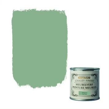 Rust-Oleum meubelverf chalky finish kakigroen 125 ml