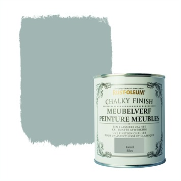 Rust-Oleum meubelverf Chalky Finish kiezel 750 ml