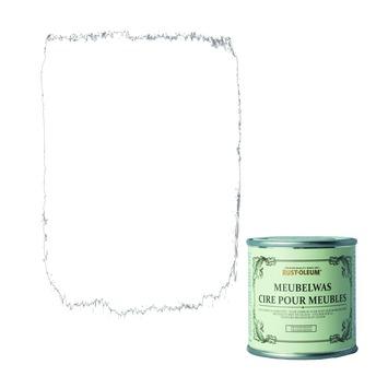 Rust-Oleum Meubelwas kleurloos 125 ml