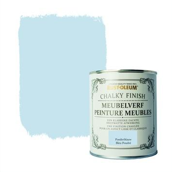 Rust-oleum meubelverf poeder blauw 750ml