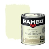 Rambo pantserbeits tuin- & steigerhout strand geel 750 ml