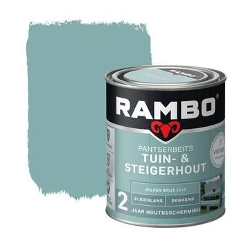 Rambo pantserbeits tuin- & steigerhout wilgen grijs 750 ml