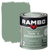 Rambo pantserbeits tuin- & steigerhout helm groen 750 ml