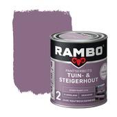 Rambo pantserbeits tuin- & steigerhout stoer paars 750 ml