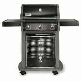 Weber® E-310 Barbecue, Black