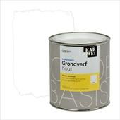 KARWEI grondverf waterbasis hout wit 750 ml
