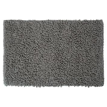 Sealskin badmat Twist grijs 60x90 cm