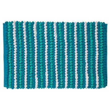 Sealskin badmat Bright turquoise 50x80 cm