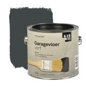 KARWEI garage vloerverf antraciet 2,5 l