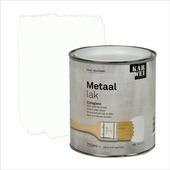 KARWEI metaallak zijdeglans wit (RAL 9010) 750 ml