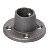 Intensions steun idd 28 mm gewalst staal