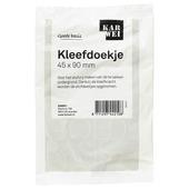 KARWEI kleefdoek tegen stof 45x90 cm