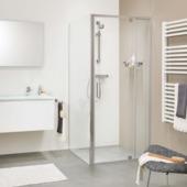 Get Wet Style swingdeur + zijwand 90x195cm hoogglans