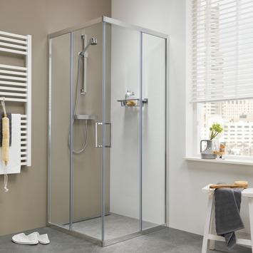 Get Wet Douchecabine met Schuifdeur Style Hoekinstap 90x195 cm