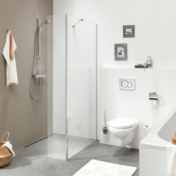 Get Wet Vast Deel voor Inloopdouche Style A1 30x195 cm