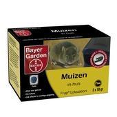 Bayer Garden Frap lokstation
