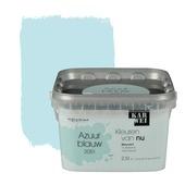KARWEI Kleuren van Nu muurverf mat azuurblauw 2,5 l