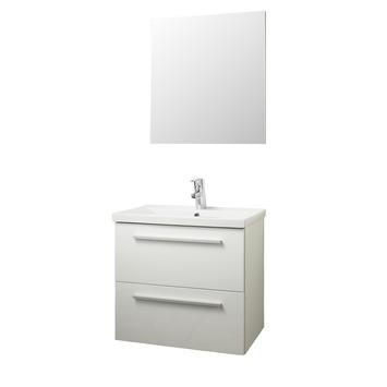 Handson Hera badkamermeubel 60 cm hoogglans wit