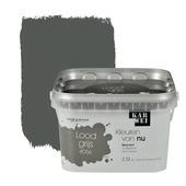 KARWEI Kleuren van Nu muurverf mat loodgrijs 2,5 l