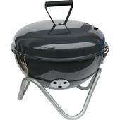 Tafelbarbecue grijs Ø34 CM