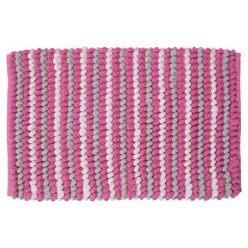 Sealskin badmat Bright roze 50x80 cm