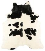 Koeienhuid zwart wit afm. 180x200 cm