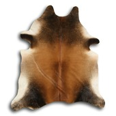 Koeienhuid Vloerkleed Medium Exotic 10 mm 180x200 cm