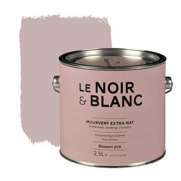 Le Noir & Blanc muurverf extra mat blossom pink 2,5 liter
