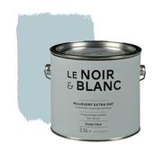 Le Noir & Blanc muurverf extra mat ocean blue 2,5 l