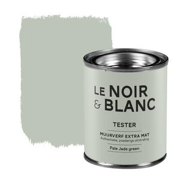 Jade Groen Karwei.Le Noir Blanc Muurverf Extra Mat Pale Jade Green 100 Ml