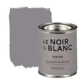 Le Noir & Blanc muurverf extra mat vineyard purple 100 ml