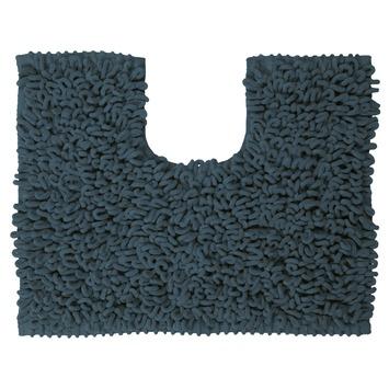 Sealskin wc mat Twist blauw 45x50 cm