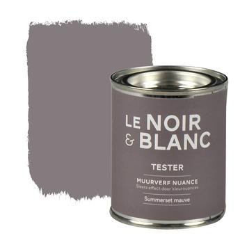 Le Noir & Blanc muurverf nuance summerset mauve 100 ml